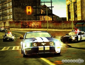 NFS Most Wanted 2006