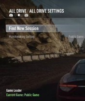 SELECT ALL DRIVE SETTINGS