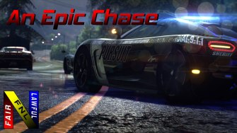 An Epic Chase