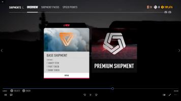 Base Shipment