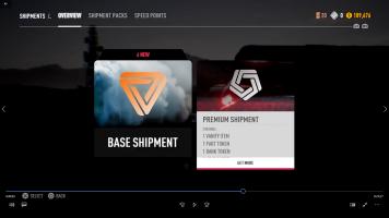 Premium Shipment
