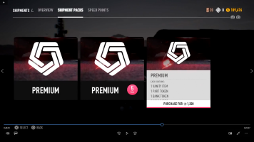 Shipment Prices