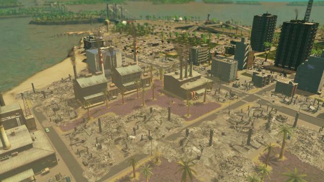 Tsunami Devestation